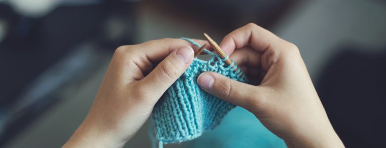 Tips To Enjoy Healthy Knitting!